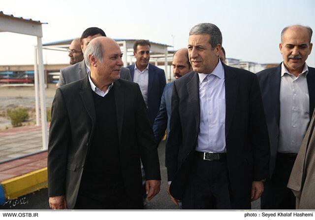 بوشهر می تواند به قطب قایقرانی کشور تبدیل گردد
