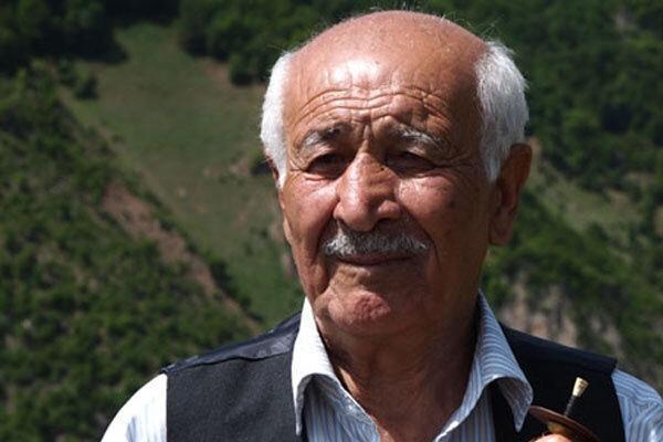 آواز پنجعلی سازگار خاموش شد ، آخرین بازمانده سرنانوازی در غرب مازندران