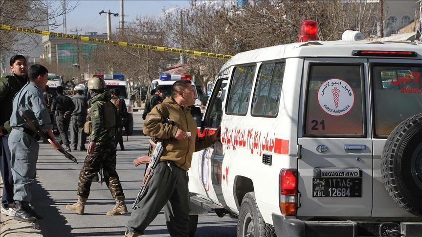 حمله مهاجمان مسلح به عبادتگاه سیک ها در کابل