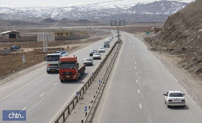 کاهش 80درصدی تردد در جاده های چهارمحال و بختیاری
