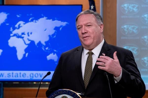 پمپئو از تحریم دو دانشمند هسته ای ایران خبر داد