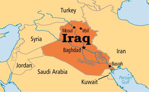 انهدام پهپاد تروریست های داعش توسط الحشد الشعبی