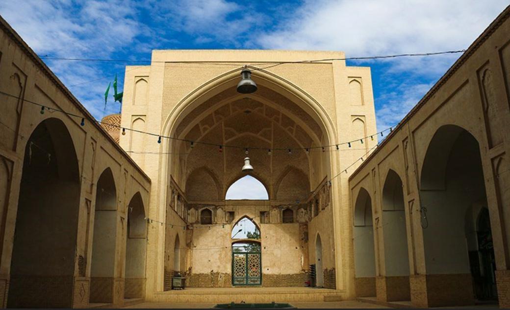مسجد جامع نوش آباد در اصفهان