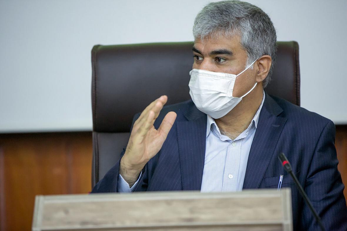 خبرنگاران کرونا همچنان در کرمانشاه اوج می گیرد
