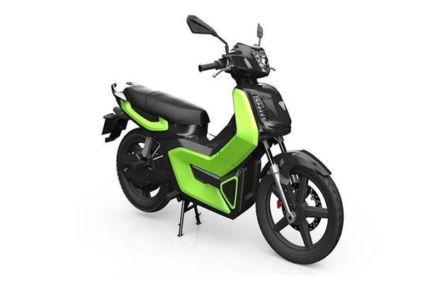 تولید موتورسیکلتهای برقی توسط یک شرکت دانش بنیان