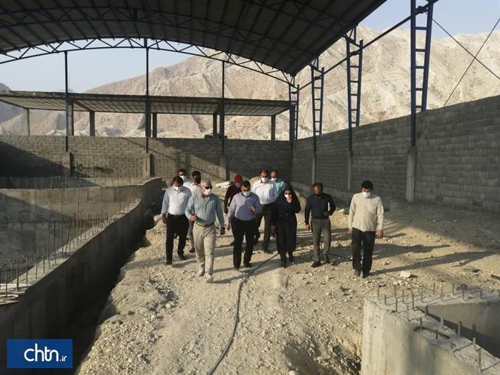 زیرساخت های گردشگری شهرستان دیر توسعه پیدا می نماید