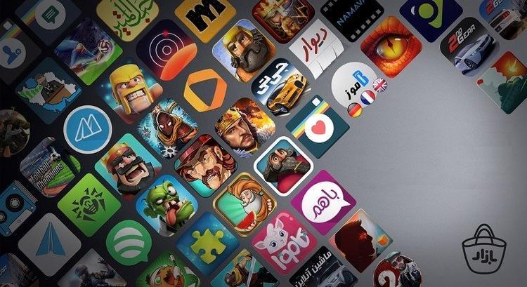 دوئل نفسگیر بازی های ایرانی موبایل روی کافه بازار