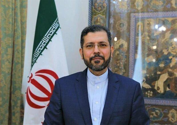 خطیب زاده: ایران و هند بر گسترش روابط دوجانبه تأکید کردند