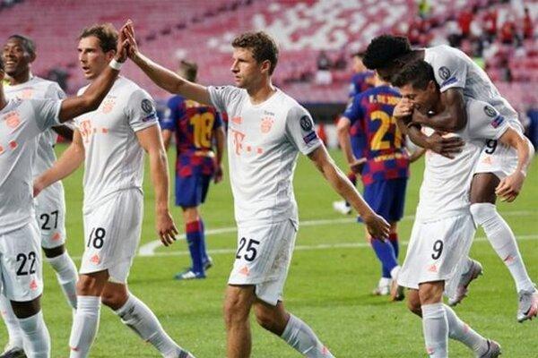رکورد عجیب بارسلونا پس از شکست سنگین، بایرن مسی را رکوددار کرد!