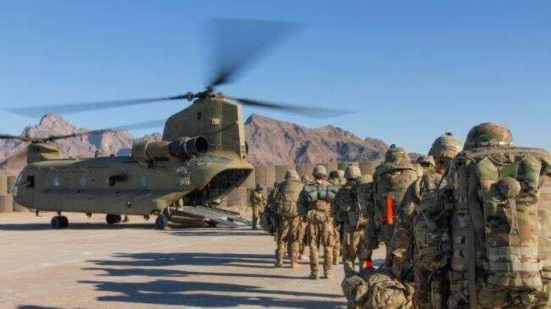 نظامیان آمریکایی پایگاه التاجی عراق را ترک می نمایند