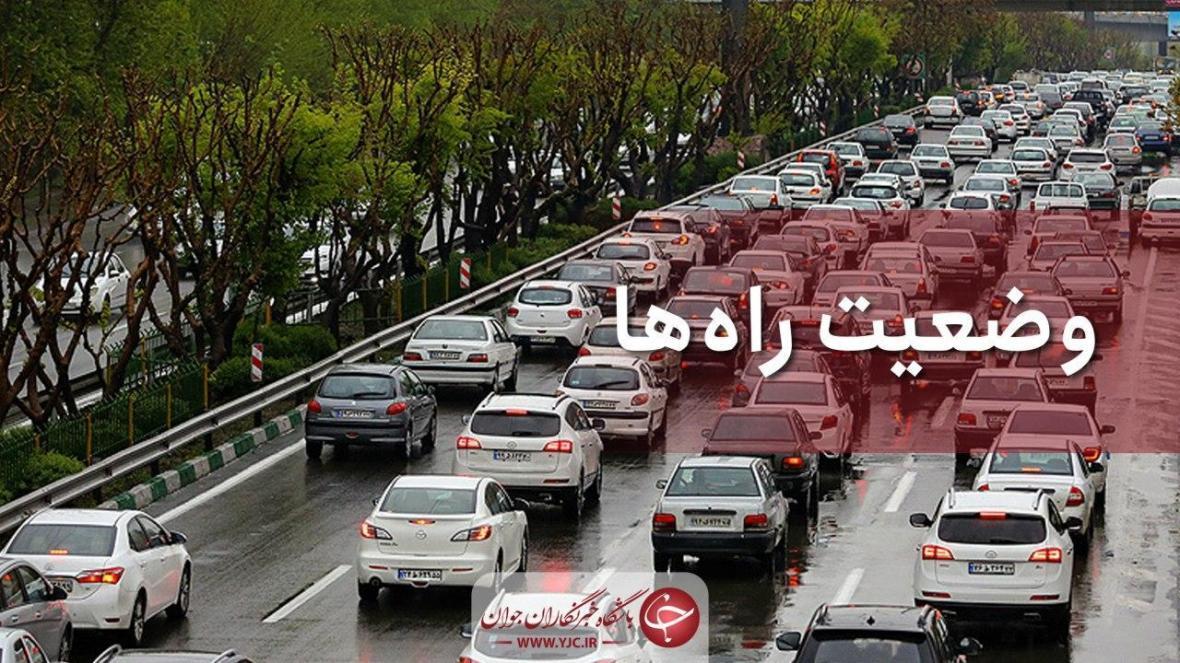 تردد بیش از 78 میلیون خوردو در جاده های استان همدان