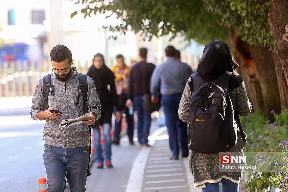 تاریخ فراغت از تحصیل دانشجویان تغییر کرد ، از درخواست دانشگاه ها تا پذیرش سازمان سنجش
