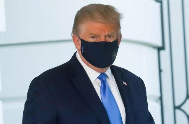 در خون ترامپ پادتن ویروس کرونا یافت شد؟