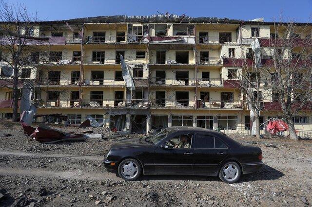 اعلام منطقه پرواز ممنوع بر فراز ارمنستان و قره باغ از سوی ارمنستان