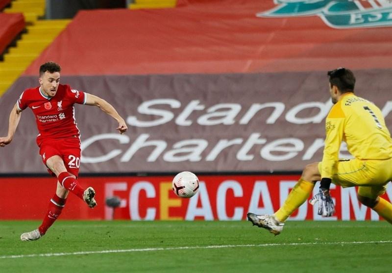 لیگ برتر انگلیس، لیورپول با گلزنی دوباره بازیکن جدیدش به صدر جدول رسید