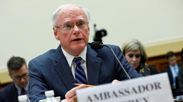جیمز جفری به بایدن درباره سوریه و ترکیه چه توصیه کرد؟