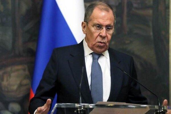 لاوروف: مسکو و برلین باید در روابط فیمابین بازنگری نمایند