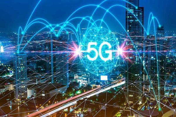 اینترنت 5G عامل انتشار گازهای گلخانه ای