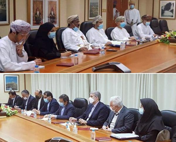خبرنگاران همتی: عمان شریکی راهبردی برای ایران است