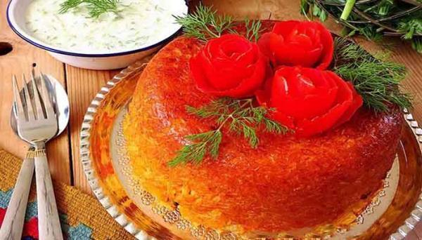 طرز تهیه استانبولی با گوشت چرخ کرده