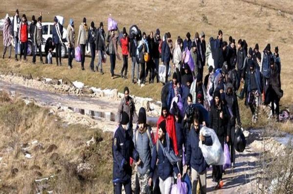 سازمان ملل: اروپا خشونت علیه مهاجران را متوقف کند