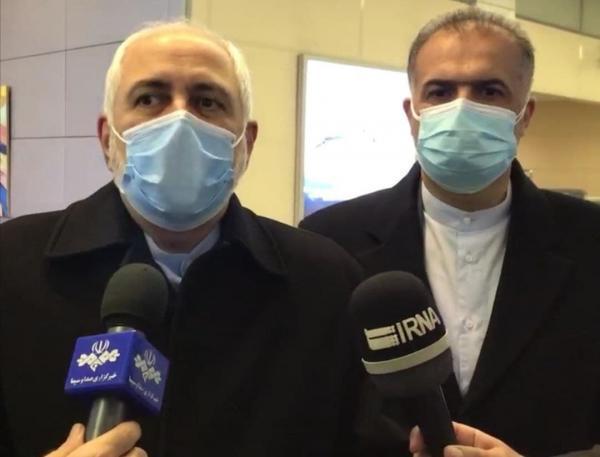 خبرنگاران ظریف: سفر به مسکو دستاورد خوبی داشت