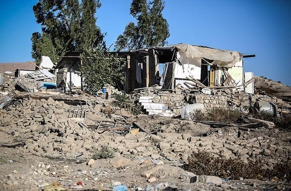 تخریب 1800 خانه در زلزله سی سخت ، ایجاد شهرک کانکسی در مناطق زلزله زده دنا خبرنگاران