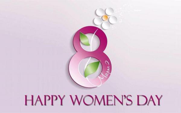 اس ام اس و پیغام تبریک به مناسبت 8 مارس روز جهانی زن