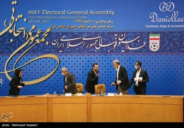 رضاییان: از نتیجه انتخابات فدراسیون فوتبال سورپرایز شدم، فدراسیون جدید 4 کار کلیدی انجام دهد