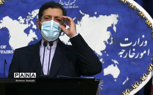 قدردانی وزارت امور خارجه از اهدای 250 هزار دوز واکسن توسط چین