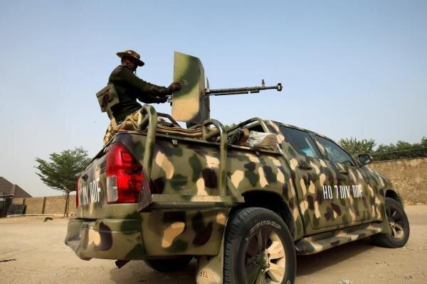 32 نظامی نیجریه در کمین تروریست های تکفیری کشته و زخمی شدند