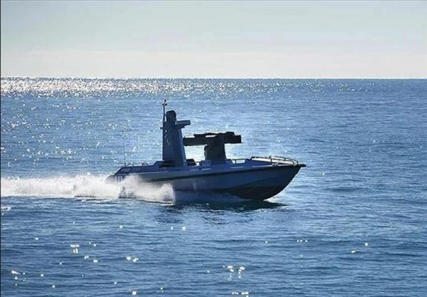 اولین قایق نظامی بدون سرنشین ترکیه به آب انداخته شد