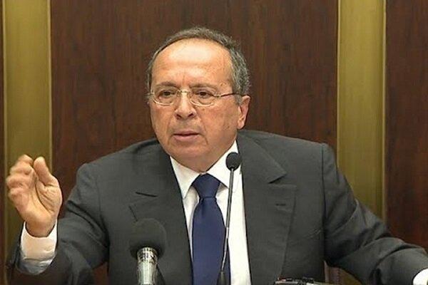 پرتاب بمب صوتی به سمت منزل جمیل السید از نمایندگان مجلس لبنان
