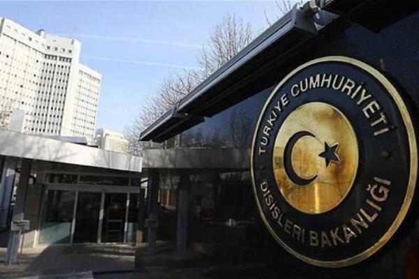 ترکیه سفیر چین را احضار کرد