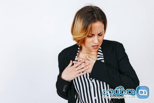 علائم قبل از سکته و نشانه اولیه سکته قلبی