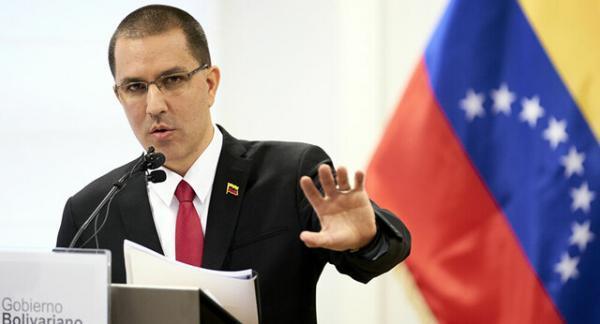 وزیر خارجه ونزوئلا: سفیر غیرمقیم آمریکا در کاراکاس، فرمانده نیروهای جناح اپوزیسیون است
