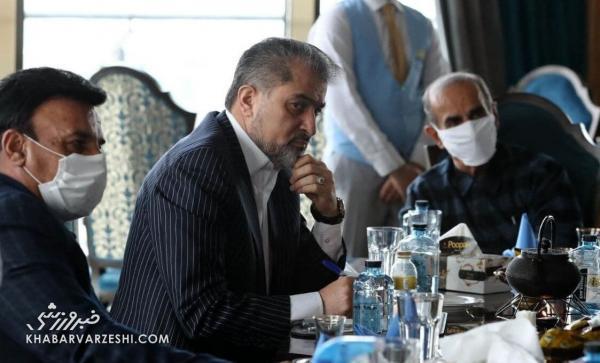 تعقیب قضایی یک استقلالی به اتهام پولشویی، قرار وثیقه سنگین برای رئیس هیئت مدیره استقلال