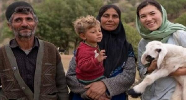 کوچ اینفلوئنسر اروپایی با عشایر ایران