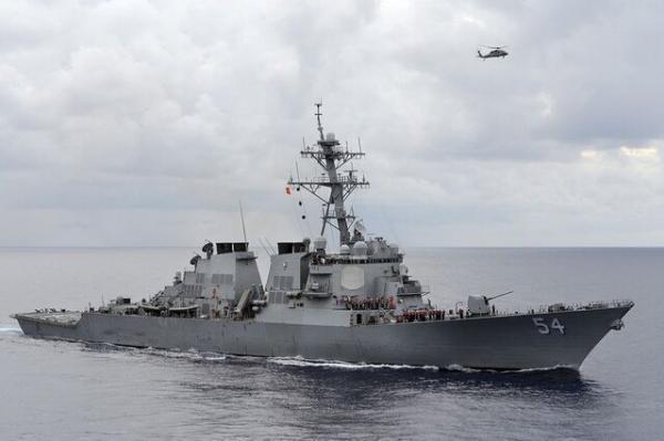 چین آمریکا را به تهدید صلح و ثبات در تنگه تایوان متهم کرد
