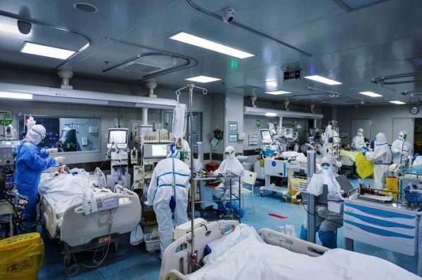 فوت 391 بیمار کووید19 در شبانه روز گذشته ، 3009 بیمار جدید بستری شدند