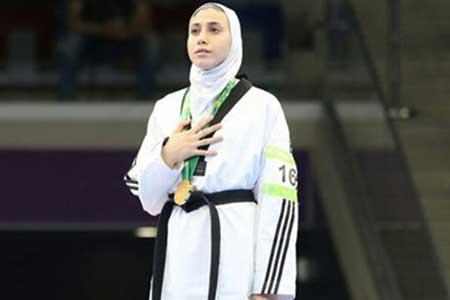 شکست قهرمان دنیا مقابل بانوی ایرانی