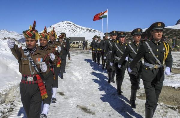 هند با احتیاط نظاره گر رزمایش های تابستانی ارتش چین در لداخ است
