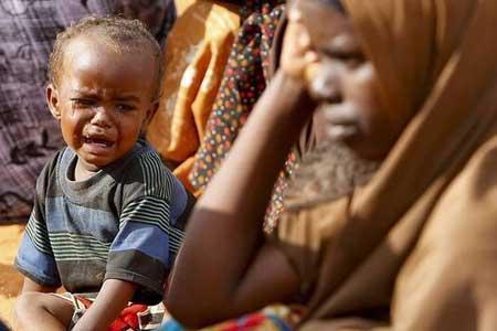 690 میلیون نفر از ساکنان دنیا هر شب گرسنه می خوابند