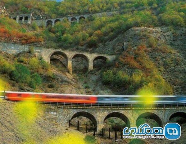 راه آهن ایران به نام بیست و پنجمین میراث جهانی ایران ثبت شد