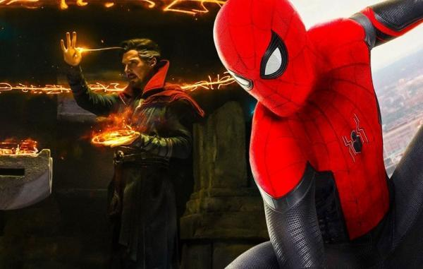 چرا دکتر استرنج در فیلم راهی به خانه نیست به مرد عنکبوتی کمک می کند؟
