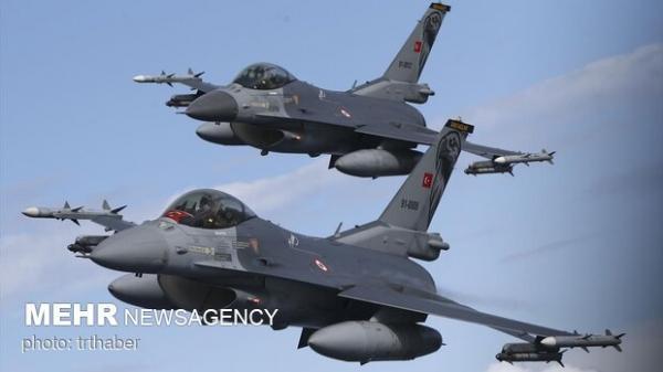رهگیری جنگنده های سوخو، 24 روسیه به وسیله اف، 16های ترکیه