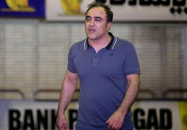 اکبرنژاد: برای برگزاری اردوی بلندمدت زمان نداریم، در همه اوزان انتخابی برگزار می گردد
