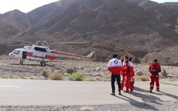 امدادرسانی به 338 حادثه دیده در 72 ساعت گذشته