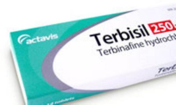 تریبنافین Terbinafine